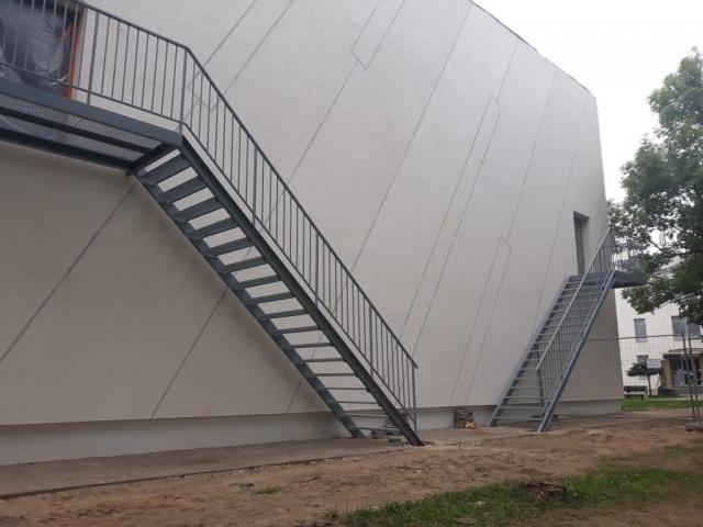 Lauko laiptai