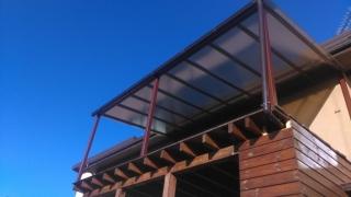 Metalinė stoginė